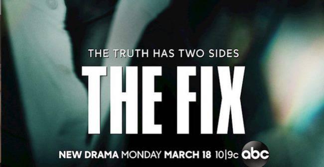 the fix serie tv