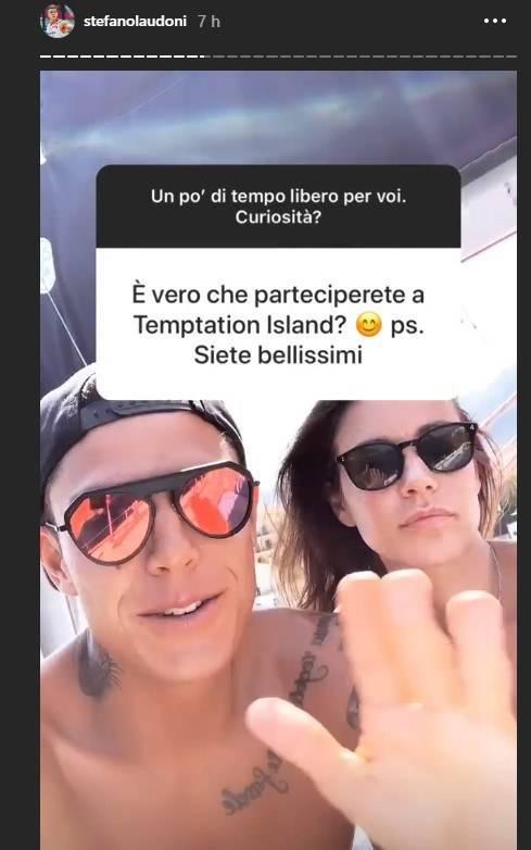 Stefano Laudoni temptation Island vip