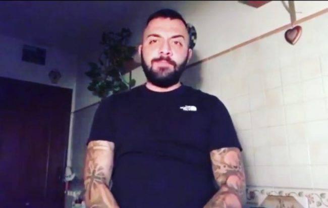 Damiano Er Faina bufera