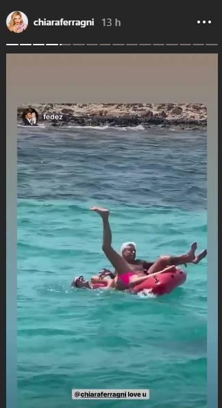 Chiara Ferragni incidente