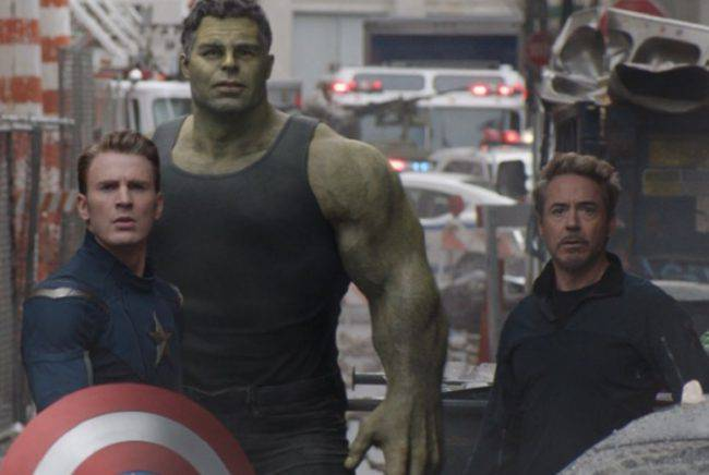 quando esce il dvd di Avengers End Game
