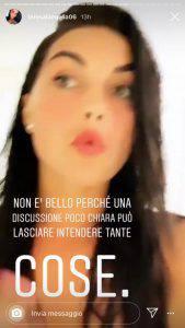 Teresa Langella difende Raffaella