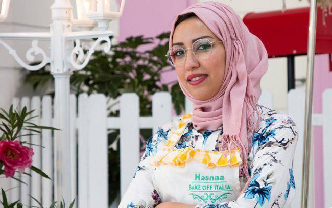 hasnaa bake off