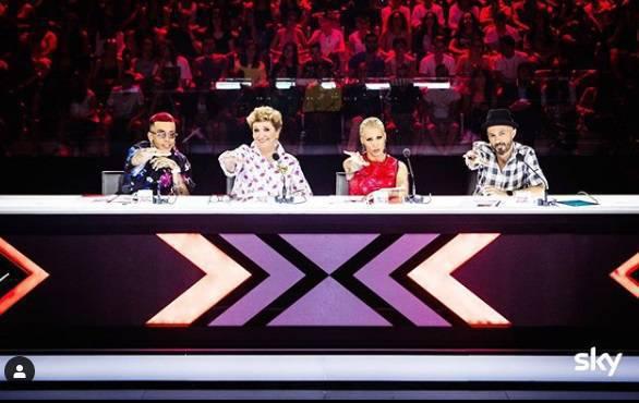 Divisione Puntate X Factor 2019