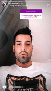 Alessio Campoli fidanzato