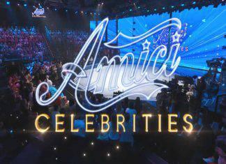 Amici Celebrities seconda puntata eliminati
