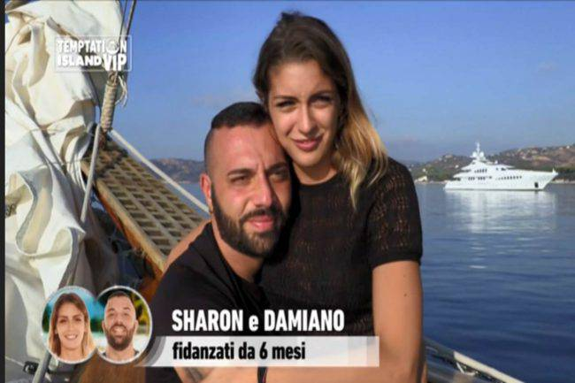 Temptation Island Vip Sharon