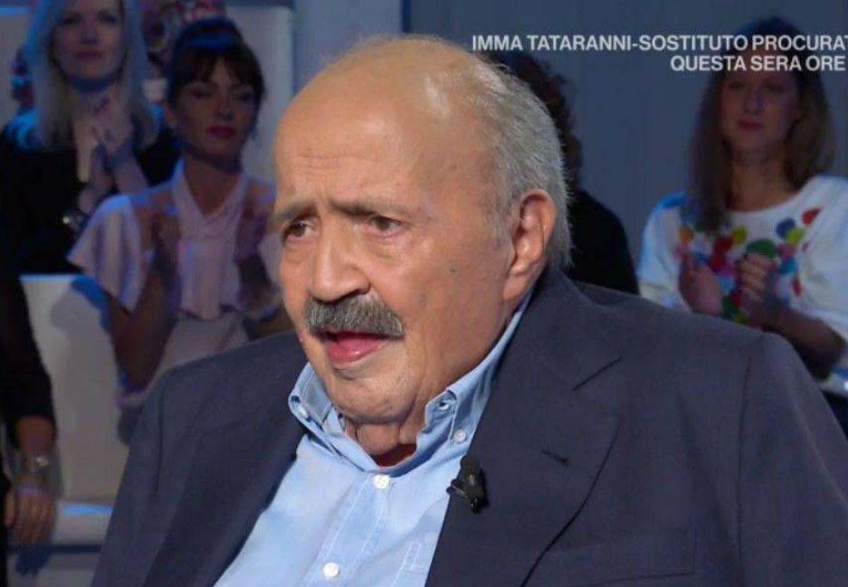 Maurizio Costanzo Domenica In Mara Venier
