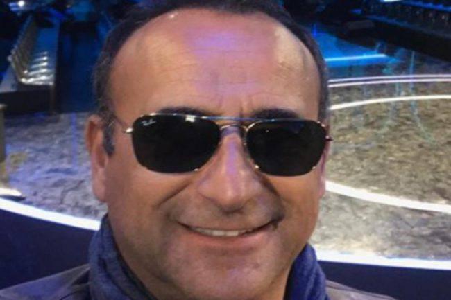 Carlo Conti confessione