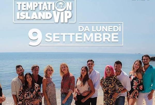 anticipazioni emptation island vip prima puntata