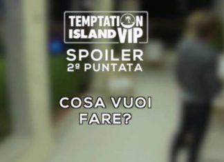 temptation island vip anticipazioni fidanzato