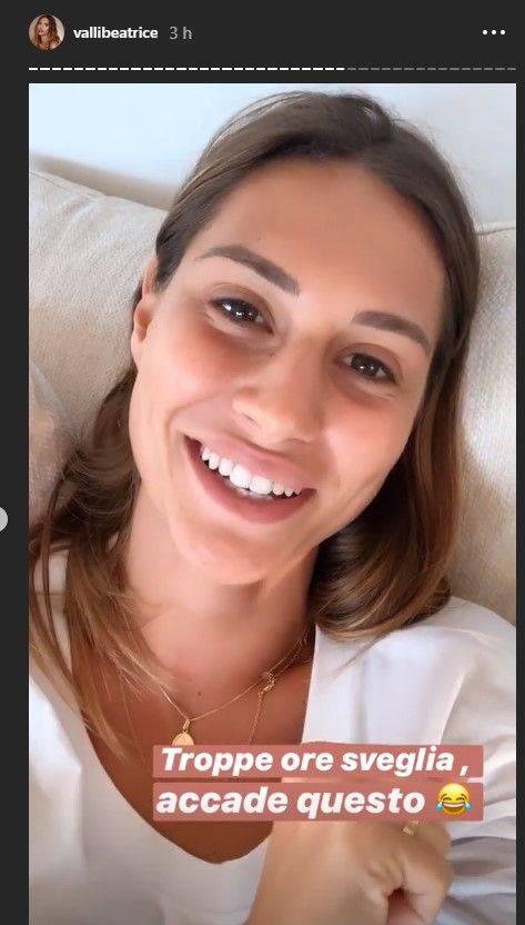 Beatrice Valli annuncio