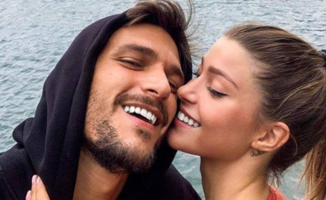 Natalia Paragoni e Andrea Zelletta nudi