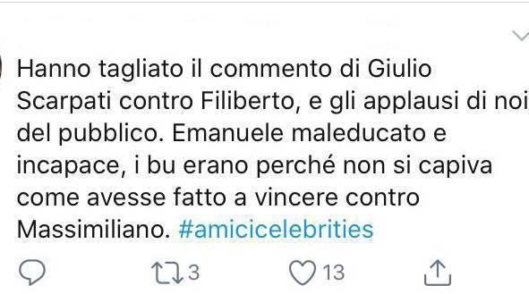 Amici Giulio