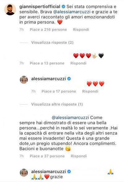 Alessia Marcuzzi splendida notizia