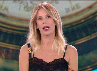 Alessia Marcuzzi ex corteggiatore
