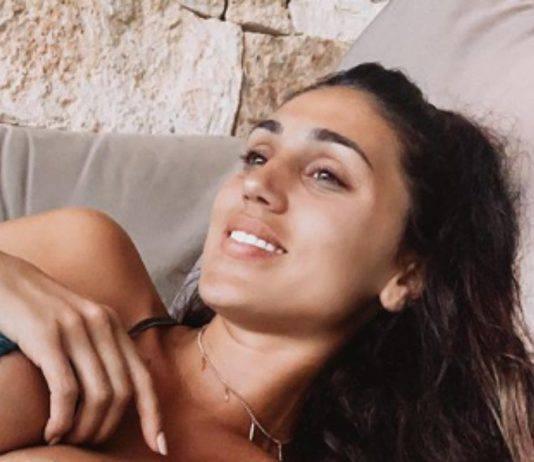 Cecilia Rodriguez senza veli