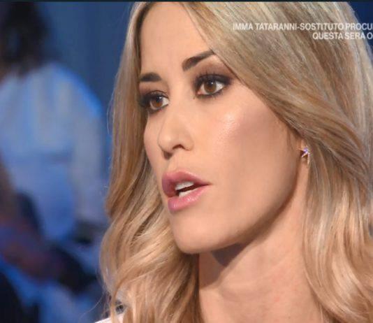 Elena Santarelli confessione