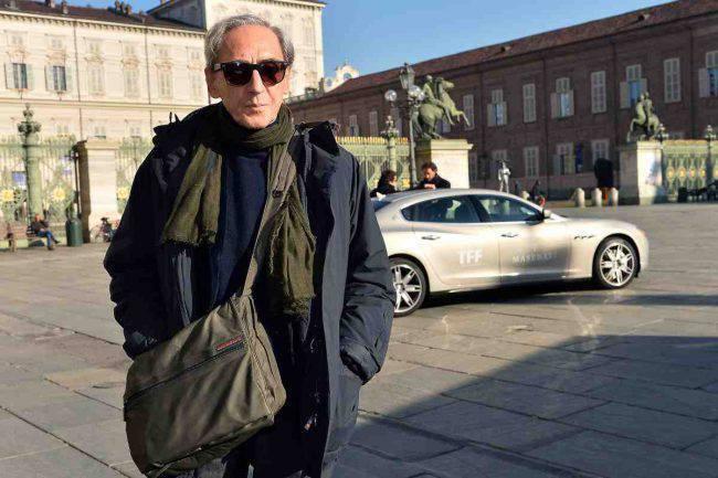 Dal 18 ottobre Franco Battiato torna con l'album