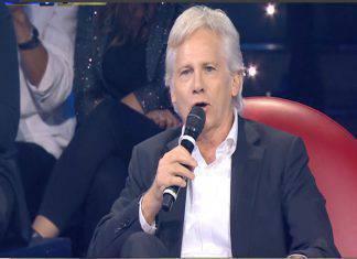 Amici Celebrities Giulio Scarpati