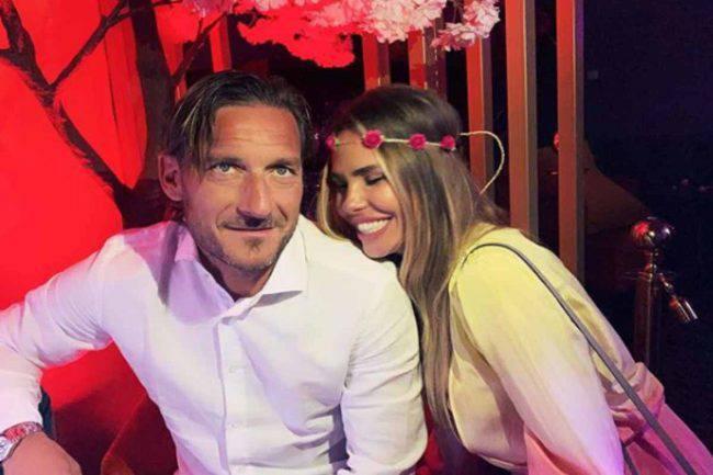 Ilary Blasi su Francesco Totti