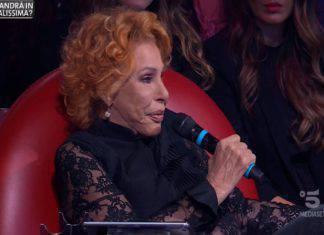 Finale Amici Celebrities Vanoni polemica