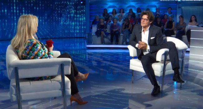 Domenica In, Gabriel Garko si confessa: la reazione di Gabriele Rossi