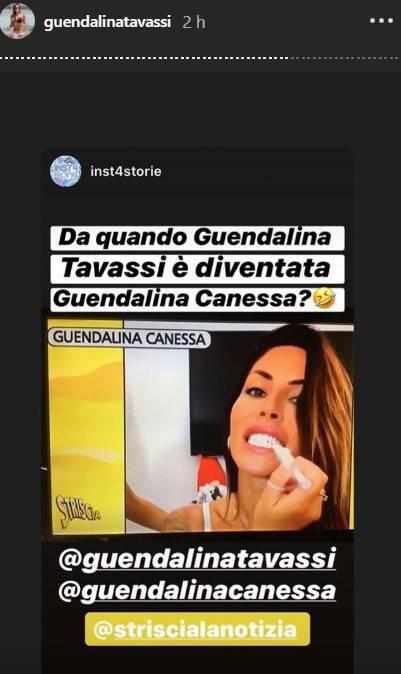 Guendalina Tavassi Striscia