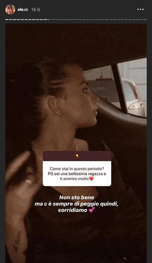 Eleonora Rocchini risposta