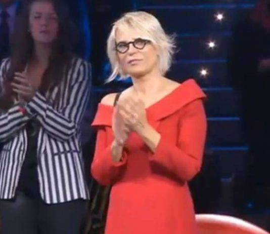 AMici Celebrities Maria De Filippi bufera