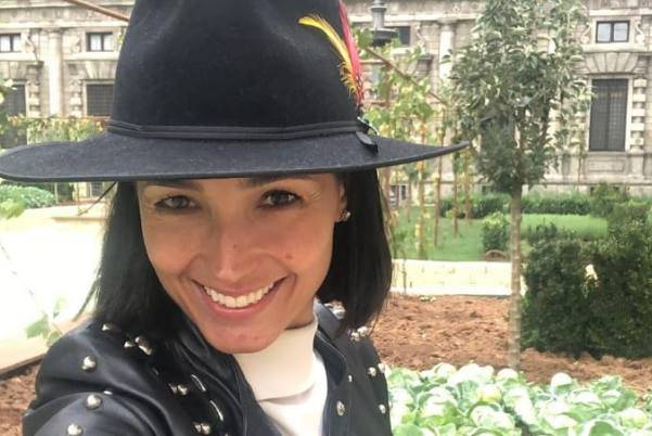Susanna Messaggio ricorda la sua primogenita morta a pochi mesi di vita