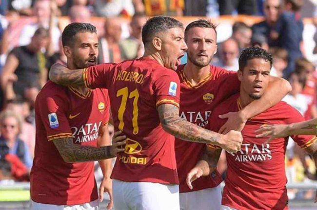udinese roma streaming tv