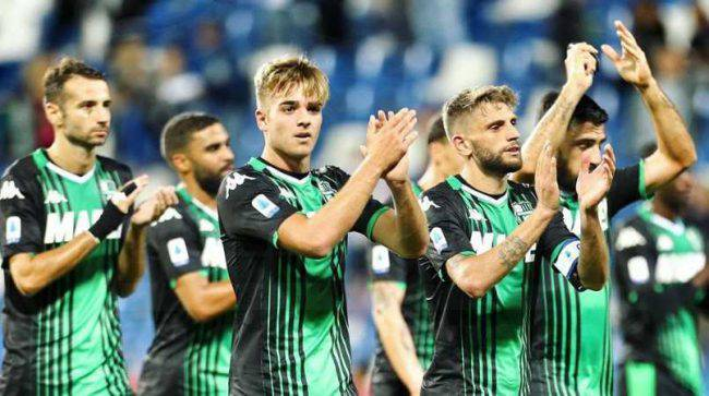 sassuolo inter streaming