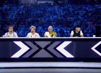 X Factor conduttore Daily