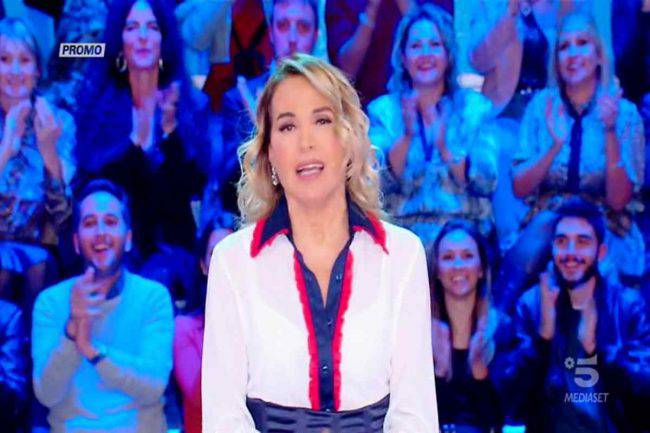 Barbara D'Urso annuncio a sorpresa