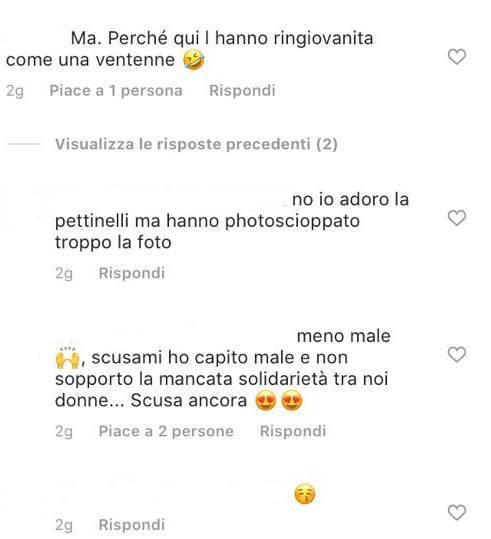 Anna Pettinelli Amici 19