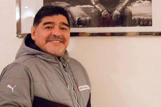 Magalì Maradona