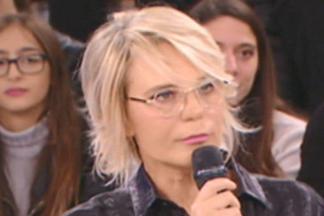 Maria De Filippi professori Amici