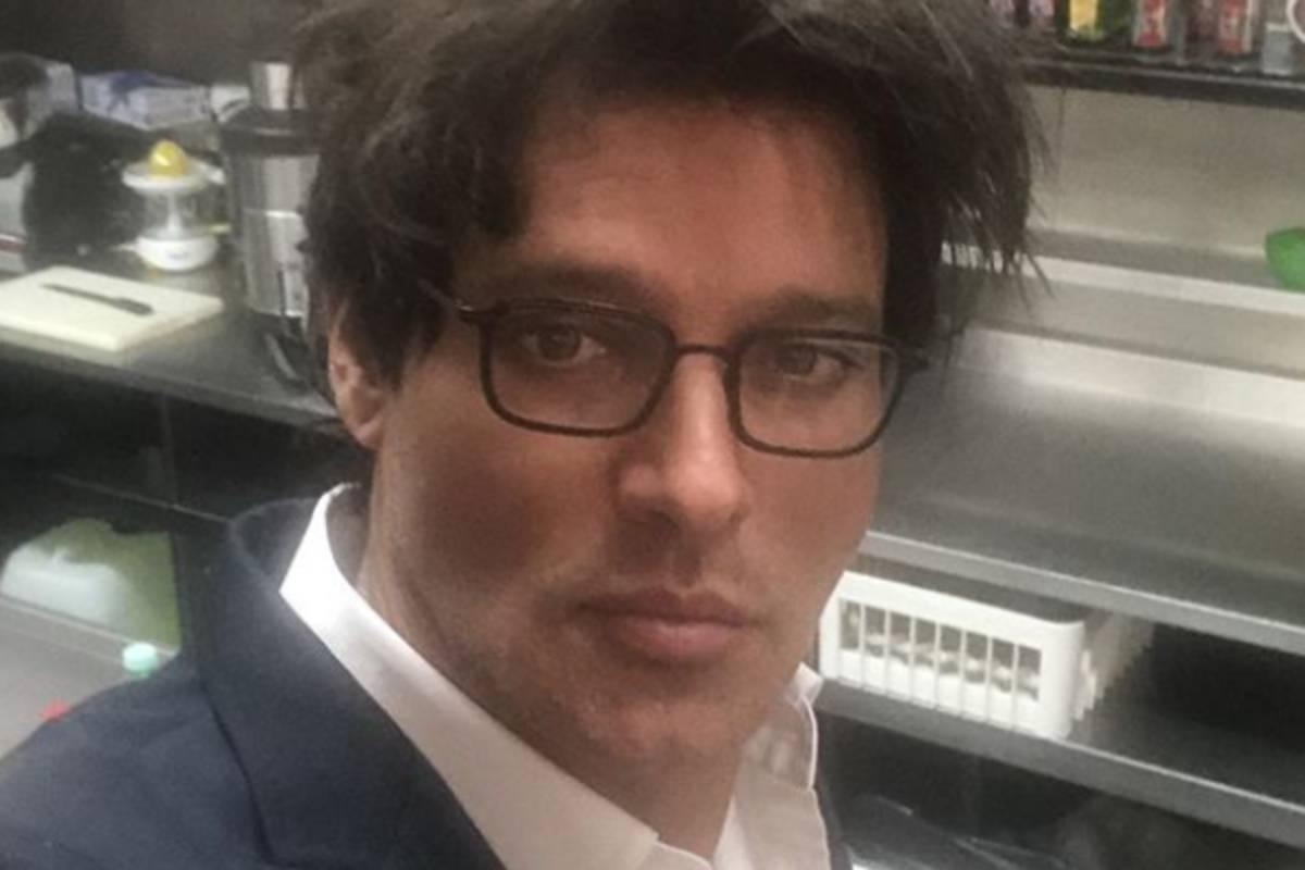 Gabriel Garko, nelle ultime ore è stato ripreso da Maurizio Costanzo