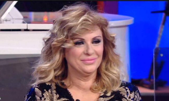 Tina Cipollari annuncio MAurizio Cistanzo Show