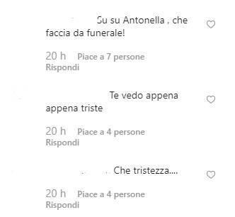Antonella Clerici commenti