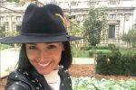 Caterina Balivo vecchia foto