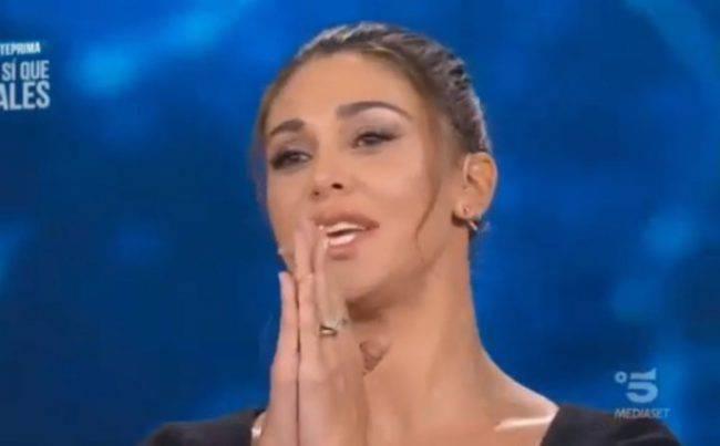 Belen Rodriguez look Tu Si Que Vales