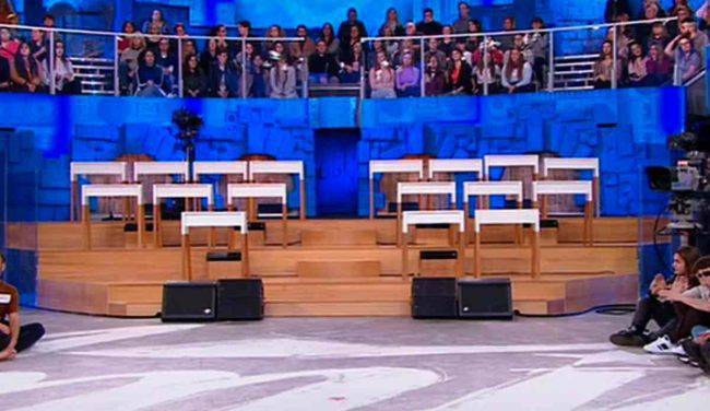 Amici 19 allievi professori