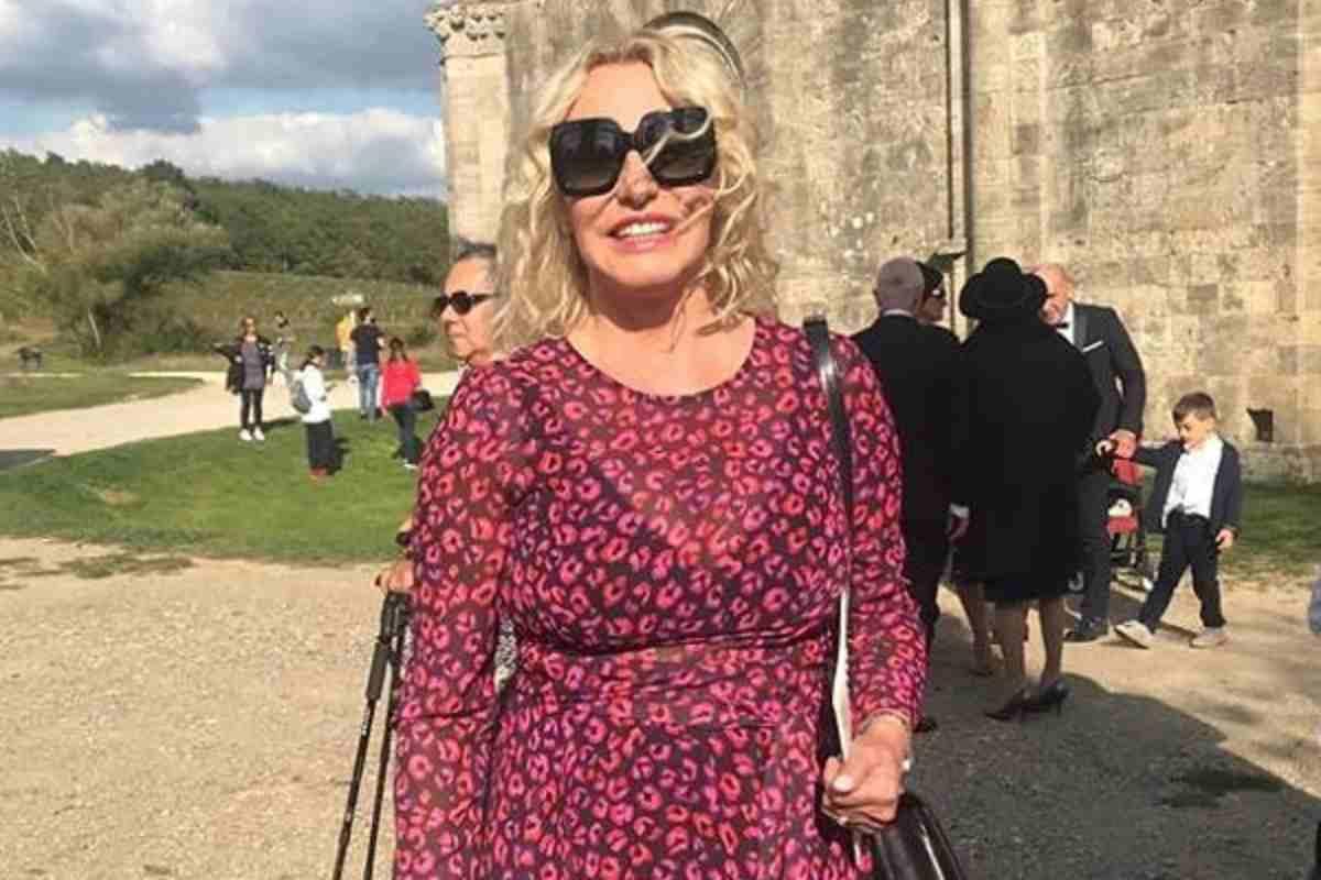 Antonella Clerici, giudice d'onore a 'Tali e Quali Show'