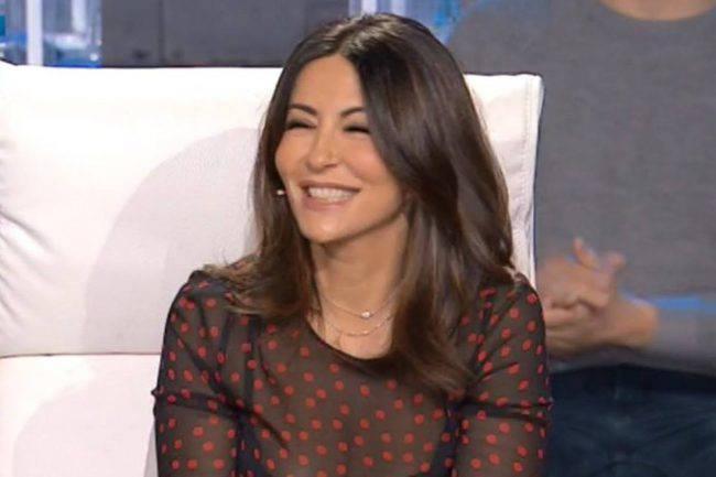 Sabrina Ferilli Tu si Que Vales camicia