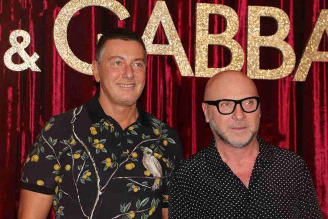 Dolce e Gabbana rivelazione