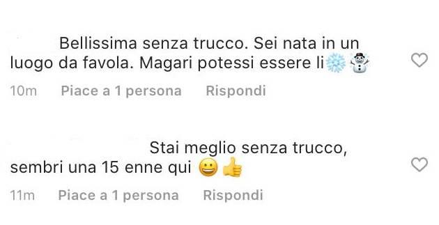Elisa Isoardi senza trucco