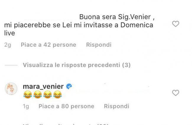 Mara Venier gaffe