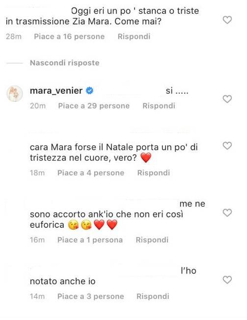Mara Venier Domenica In dettaglio
